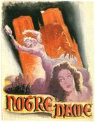 The Hunchback of Notre Dame - Italian Movie Poster (xs thumbnail)