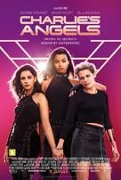 Charlie's Angels - Danish Movie Poster (xs thumbnail)
