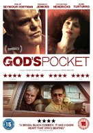 God's Pocket - British DVD cover (xs thumbnail)