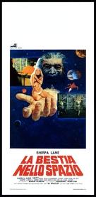 La bestia nello spazio - Italian Movie Poster (xs thumbnail)
