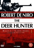 The Deer Hunter - British Movie Cover (xs thumbnail)