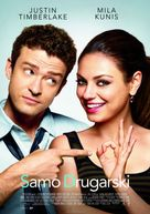 Friends with Benefits - Serbian Movie Poster (xs thumbnail)