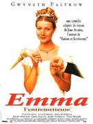 Emma - French Movie Poster (xs thumbnail)