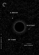 A Brief History of Time - DVD movie cover (xs thumbnail)