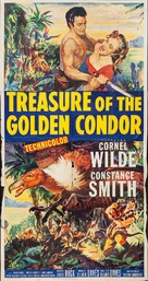 Treasure of the Golden Condor - Movie Poster (xs thumbnail)