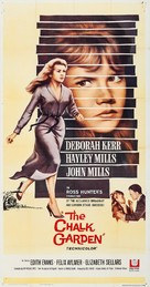 The Chalk Garden - Movie Poster (xs thumbnail)