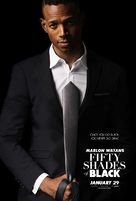 Fifty Shades of Black - Movie Poster (xs thumbnail)