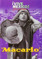 Macario - Mexican Movie Cover (xs thumbnail)