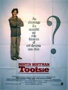 Tootsie - French Movie Poster (xs thumbnail)
