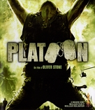 Platoon - French Blu-Ray movie cover (xs thumbnail)