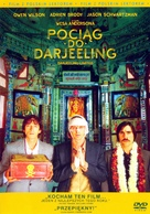 The Darjeeling Limited - Polish Movie Cover (xs thumbnail)
