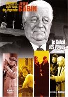 Le soleil des voyous - French DVD cover (xs thumbnail)