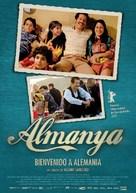 Almanya - Willkommen in Deutschland - Spanish Movie Poster (xs thumbnail)