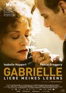 Gabrielle - German poster (xs thumbnail)