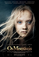 Les Misérables - Portuguese Movie Poster (xs thumbnail)
