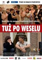 Efter brylluppet - Polish Movie Poster (xs thumbnail)