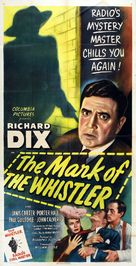 The Mark of the Whistler - Movie Poster (xs thumbnail)