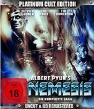 Nemesis - German Blu-Ray movie cover (xs thumbnail)