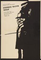 Ten Little Indians - Polish Movie Poster (xs thumbnail)