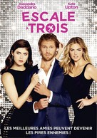 The Layover - French DVD cover (xs thumbnail)