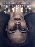 The Autopsy of Jane Doe - British Movie Poster (xs thumbnail)