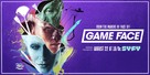 """""""Game Face"""" - Movie Poster (xs thumbnail)"""