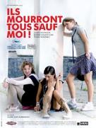 Vse umrut, a ya ostanus - French Movie Poster (xs thumbnail)