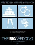 The Big Wedding - Movie Poster (xs thumbnail)