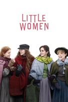 Little Women - British Movie Cover (xs thumbnail)