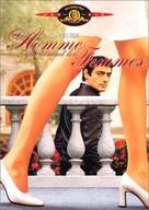 L'homme qui aimait les femmes - French DVD movie cover (xs thumbnail)