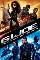 G.I. Joe: The Rise of Cobra - Movie Cover (xs thumbnail)