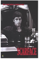 Scarface - VHS movie cover (xs thumbnail)