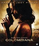Colombiana - Polish Movie Cover (xs thumbnail)