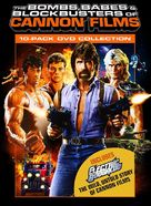 Electric Boogaloo: The Wild, Untold Story of Cannon Films - DVD movie cover (xs thumbnail)