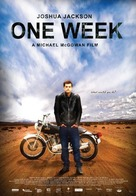 One Week - Movie Poster (xs thumbnail)