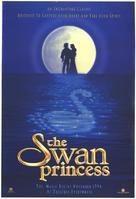 The Swan Princess - Movie Poster (xs thumbnail)