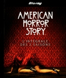 """American Horror Story"" - French Blu-Ray movie cover (xs thumbnail)"