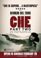Che: Part Two - Irish Movie Poster (xs thumbnail)