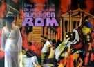 L'incendio di Roma - German Movie Poster (xs thumbnail)