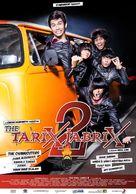 The Tarix Jabrix 2 - Indonesian Movie Poster (xs thumbnail)
