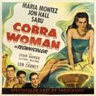 Cobra Woman - Movie Poster (xs thumbnail)