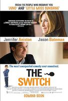 The Switch - Movie Poster (xs thumbnail)