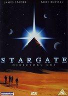 Stargate - British DVD movie cover (xs thumbnail)