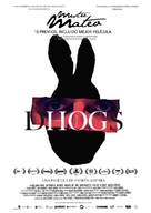 Dhogs - Spanish Movie Poster (xs thumbnail)