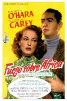 Malaga - Spanish Movie Poster (xs thumbnail)