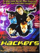Hackers - German Movie Poster (xs thumbnail)
