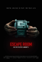 Escape Room - Movie Poster (xs thumbnail)