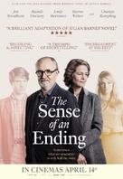 The Sense of an Ending - British Movie Poster (xs thumbnail)