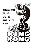 King Kong - French poster (xs thumbnail)