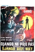 I vigliacchi non pregano - Belgian Movie Poster (xs thumbnail)